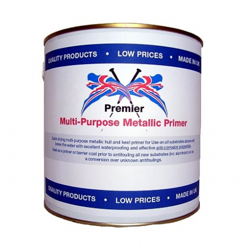 Premier Multi Purpose Metallic Primer